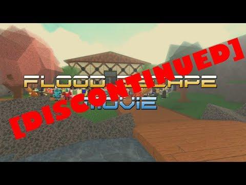 Flood Escape Movie [DISCONTINUED] - Scenes, Studio View, Unused Dialogue + Voice