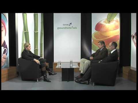 DonauTV: Gesundheitstalk Carotisstenose (Teil 1)