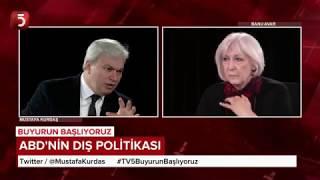 Banu AVAR-13 Mart 2018-Buyrun Konuşalım Programı TV5
