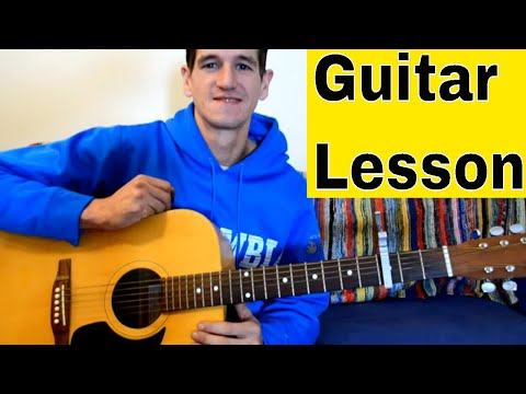 How To Play 'You Are The Reason' - Calum Scott: Easy Acoustic Guitar Tutorial/Lesson