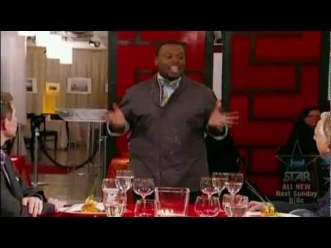 Chef, Judson Allen Food Network Review