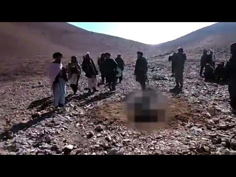 Une Afghane Lapidée à Mort Pour Adultère