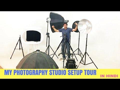 My Photography Studio Setup Tour For Beginner Photographers