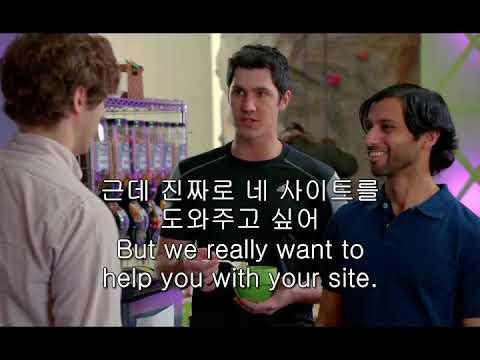 Download [Silicon Valley Season 1] Disregard of Piped Piper (실리콘 밸리 시즌 1, 무시당하는 Piped Piper)