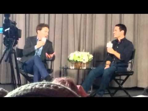Benedict Cumberbatch's Andrew Scott Impression
