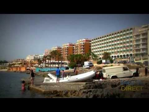 Qawra Palace Hotel - Qawra, Malta