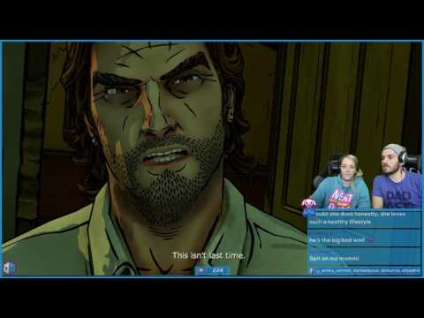 The Wolf Among Us Pt. 1