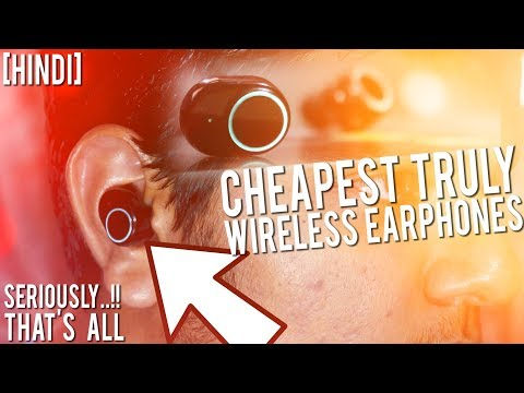 cheapest-truly-wireless-earphones-[cn-knight-tws-i8x-full-review]