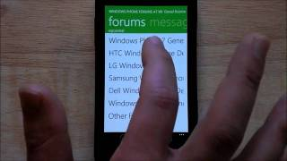 Board Express Pro (Tapatalk) for Windows Phone 7