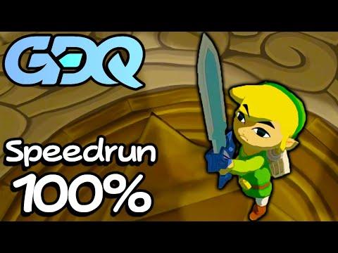 AGDQ 2019 - The Legend of Zelda: The Wind Waker HD 100% Speedrun in 6:12:57 by Linkus7
