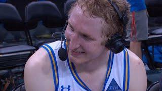Thomas Welsh Speaks About UCLA's Win over South Dakota