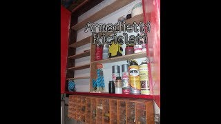 ARMADIETTO RICICLATO - RECYCLED CABINET- screenshot 1