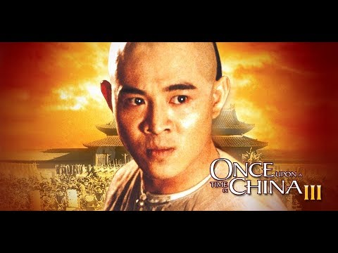 once upon a time in china and america full movie youtube
