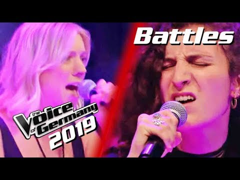 Gotye - Somebody That I Used To Know (Veronika vs. Seyran vs. Amanda) | Voice of Germany | Battles mp3