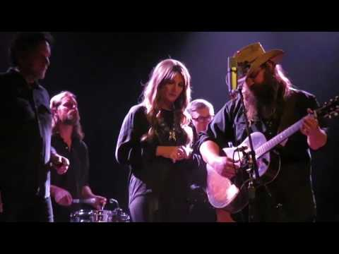 Chris Stapleton Daddy doesn't pray anymore Ryman Auditorium
