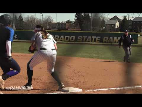 Colorado State Softball: Sights and Sounds vs. Nevada | Mar. 17, 2018