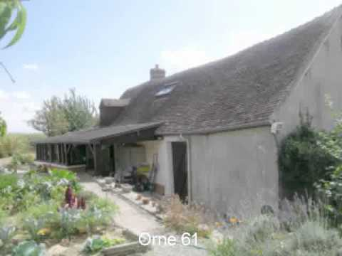 Property For Sale in the France: near to Saint Cosme En Vair