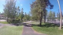 Lohjan pyöräilyrata (Metsolan koulu)