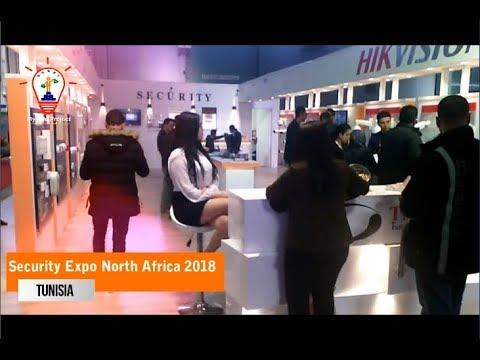 Security Expo North Africa 2018 - Tunisia
