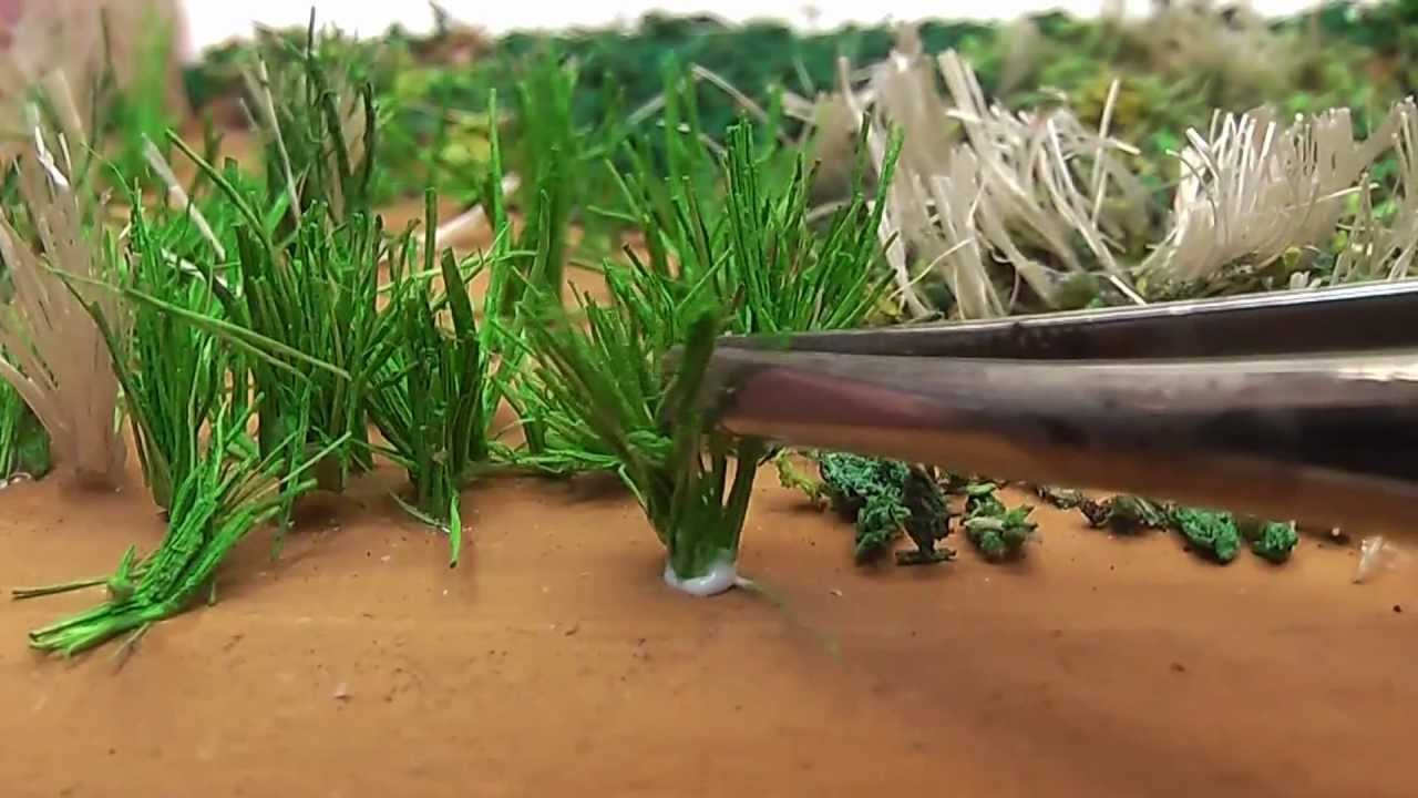 miniature grasses pastos miniaturas youtube