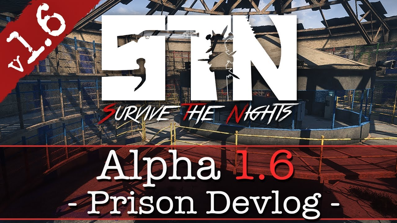 Survive the Nights - Alpha Devlog (1.6 Showcase)
