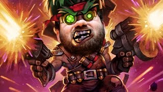 CHASSEUR LOCK AND LOAD KOLENTO : HEARTHSTONE TGT