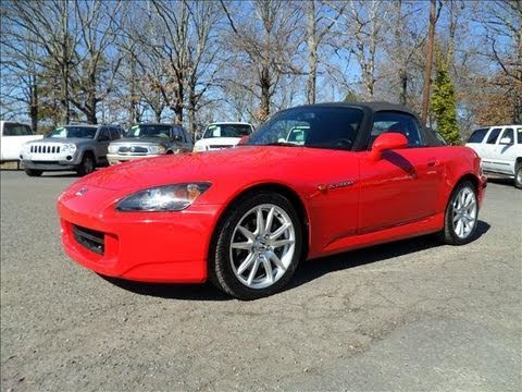 2004 honda s2000 start up engine in depth tour and test. Black Bedroom Furniture Sets. Home Design Ideas