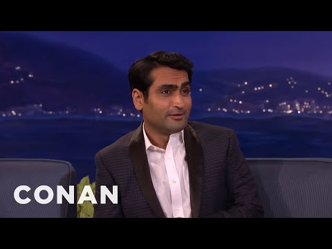 That Time Kumail Nanjiani Crapped His Pants   CONAN on TBS