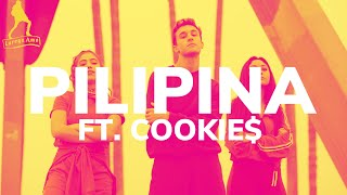KARENCITTA - PILIPINA (FT. COOKIE$) [MUSIC VIDEO #1] #PilipinaDanceChallenge ❤️🔥