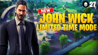 NEW John Wick LTM is AWESOME! 27 Elims