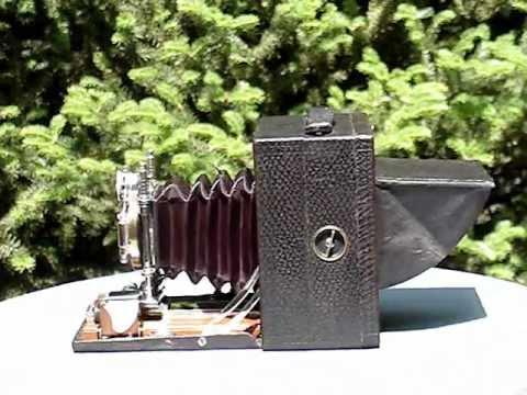 No. 3 Eastman Plate Camera Series D