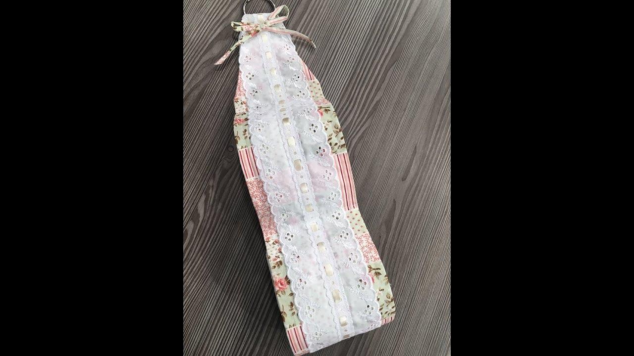 Top Como fazer um porta papel higiênico - 11/07/16 - 1a parte - YouTube HY22