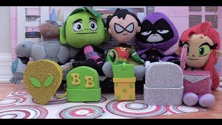 Teen Titans Go! Back To School Time