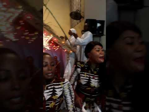 Chorale Elikya Notre dame d Afrique / Lemba