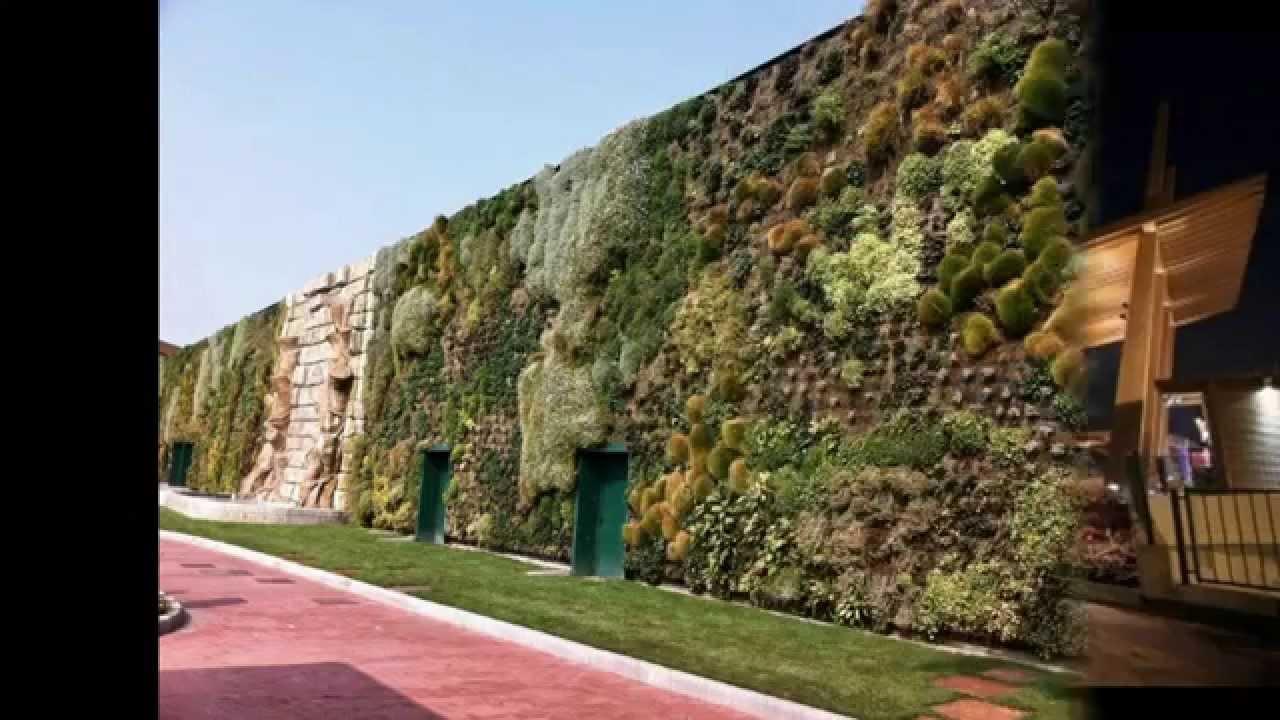 Rozzano mi il giardino verticale pi grande del mondo al - Giardino verticale madrid ...