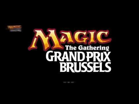 Grand Prix Brussels 2015 Finals: Lukas Blohon vs. Simon Niel