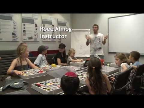 Amir Asor of Young Engineers, Israel