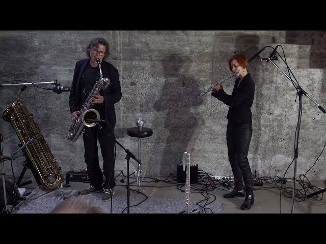 Udo Schindler & Karina Erhard  @ Atelier Rosa München 29-08-2020 Teil 1