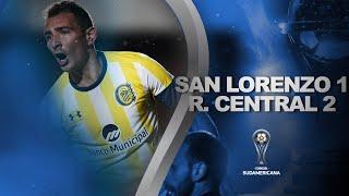 San Lorenzo vs. Rosario Central [1-2] | RESUMEN | Fecha 4 | CONMEBOL Sudamericana 2021