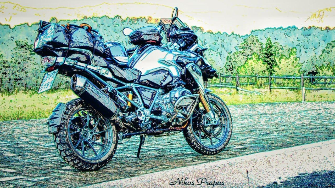 Ανασκόπηση 2016 Larissa Moto Riders Travel with Nikos ...