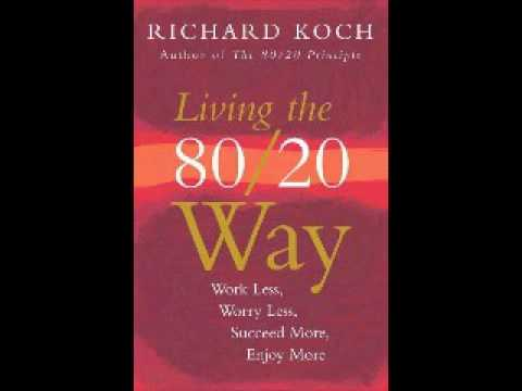 Living The 80/20 Way Full Audiobook
