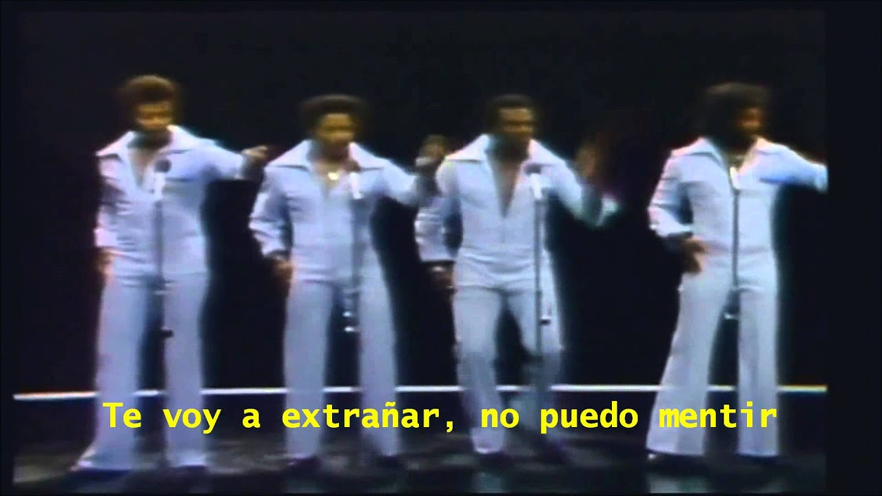 The Manhattans-Let´s Just Kiss and Say Goodbye ...