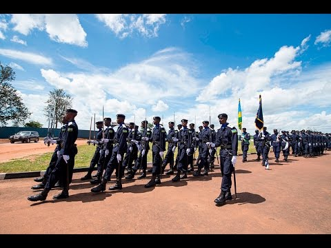 President Kagame officiates the pass out ceremony of 462 Officer Cadets Gishari- 11 May 2015
