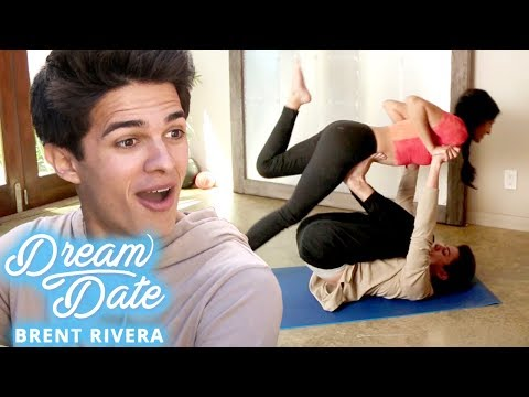 Brent Rivera's ULTIMATE GIRLFRIEND CHALLENGE! Dream Date with Brent Rivera EP 3