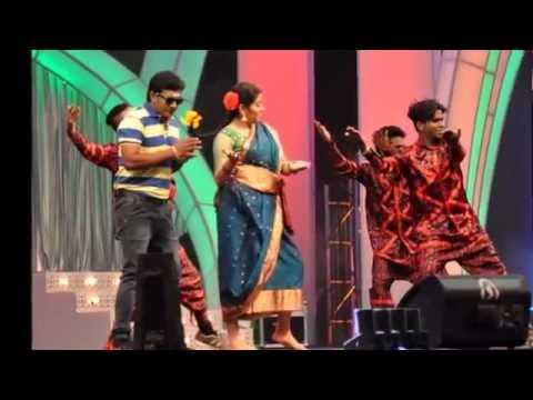 Kalakka Povathu Yaaru 2016 Winner