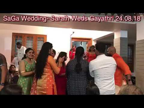 saga wedding pre wedding day programme teaser sarath weds gayathri