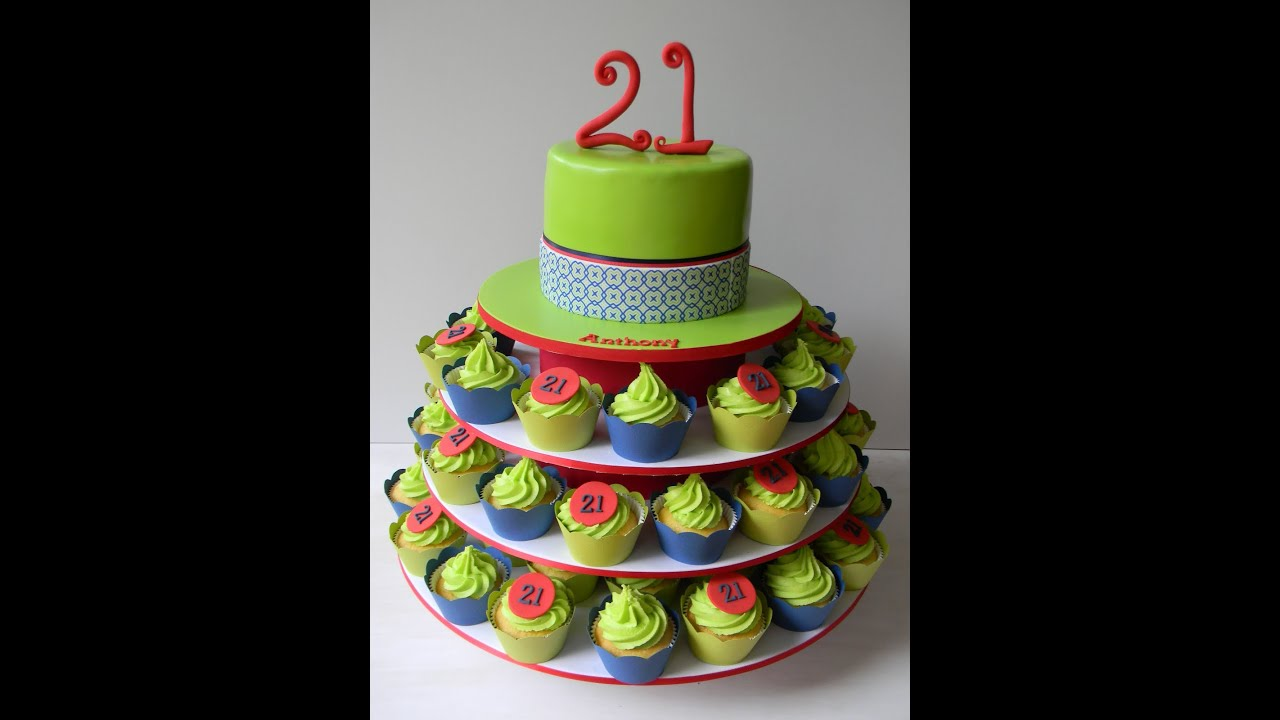21st Birthday Cake Ideas DIY