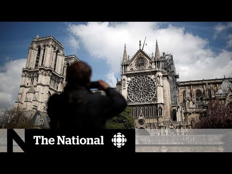What it will take to rebuild Notre-Dame Cathedral