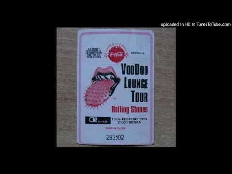 The Rolling Stones - Miss You - Voodoo Lounge Tour - Chile 19 febrero 1995