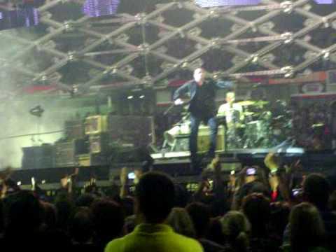 u2----hello, hello!! full song- LIVE Georgia Dome, Atlanta GA, 100609